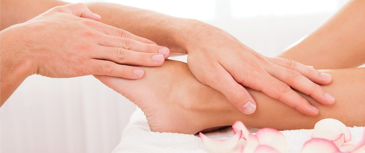 Pressure Point Foot Massage