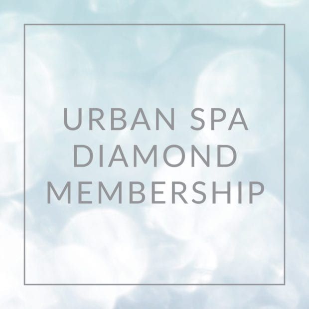 Urban Spa Diamond Membership