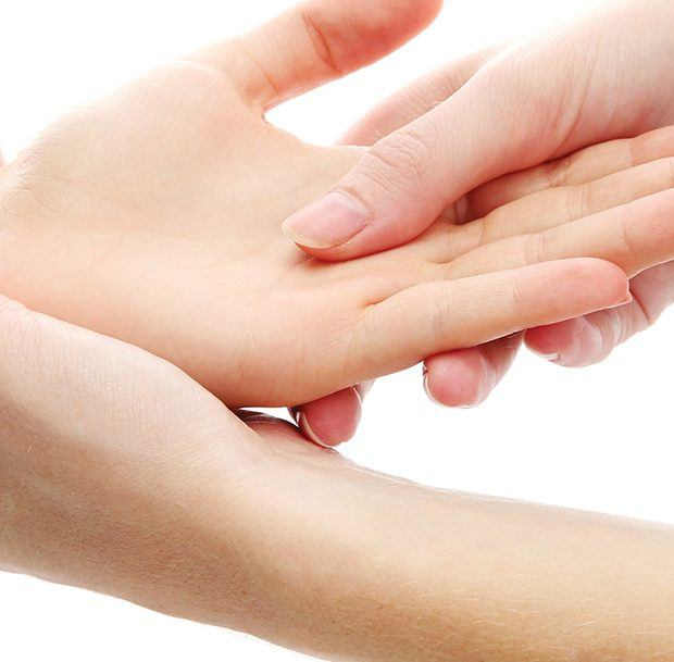 Spa Rejuvenation Hand Treatment