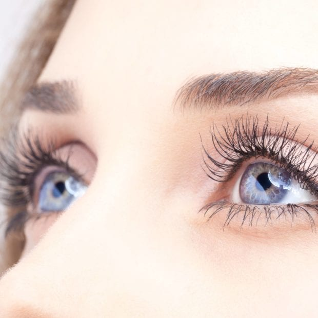 eyebrow wax - Middle