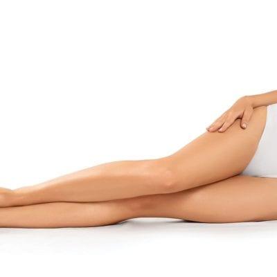 Top Half Leg Wax