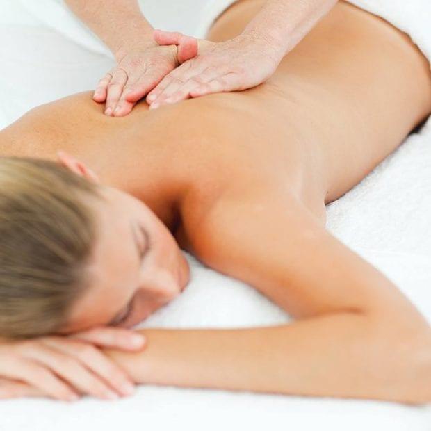 1 Hour Aromatherapy Body Massage