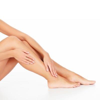 Half leg & Brazilian Wax