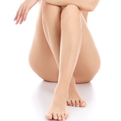Half Leg & Bikini Wax