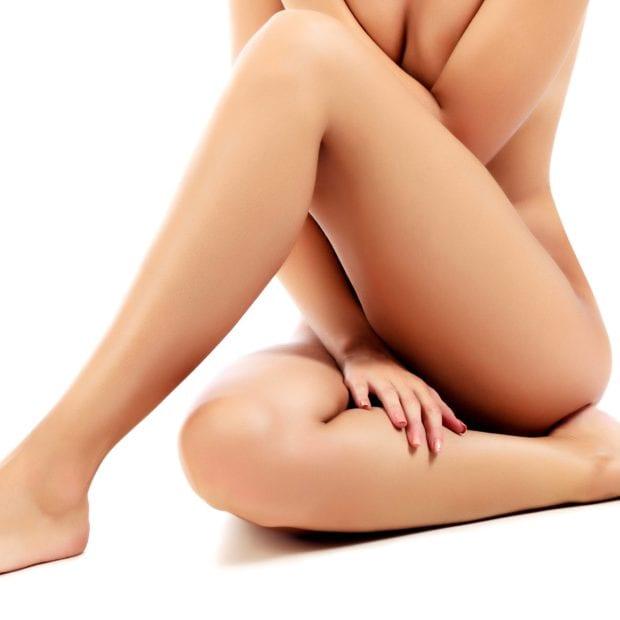 Full Leg & Brazilian Wax